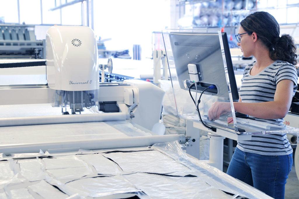 Taglio automatizzato tessuti conto terzi - Editaglio